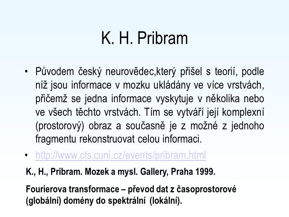K. H. Pribram