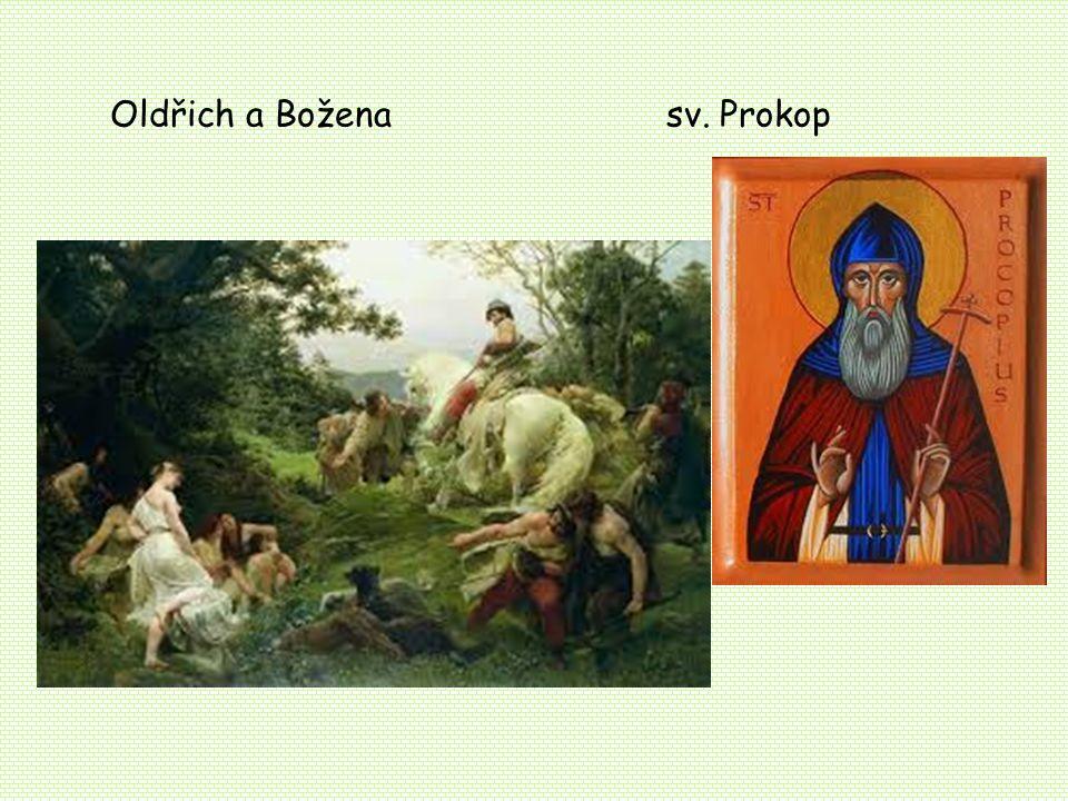 Oldřich a Božena sv. Prokop