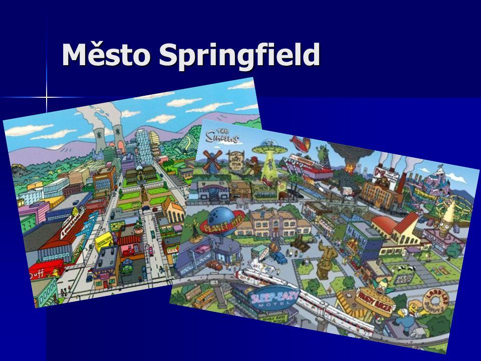 Město Springfield