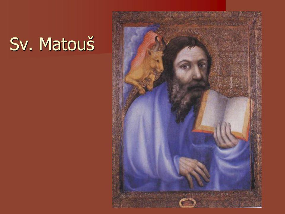 Sv. Matouš