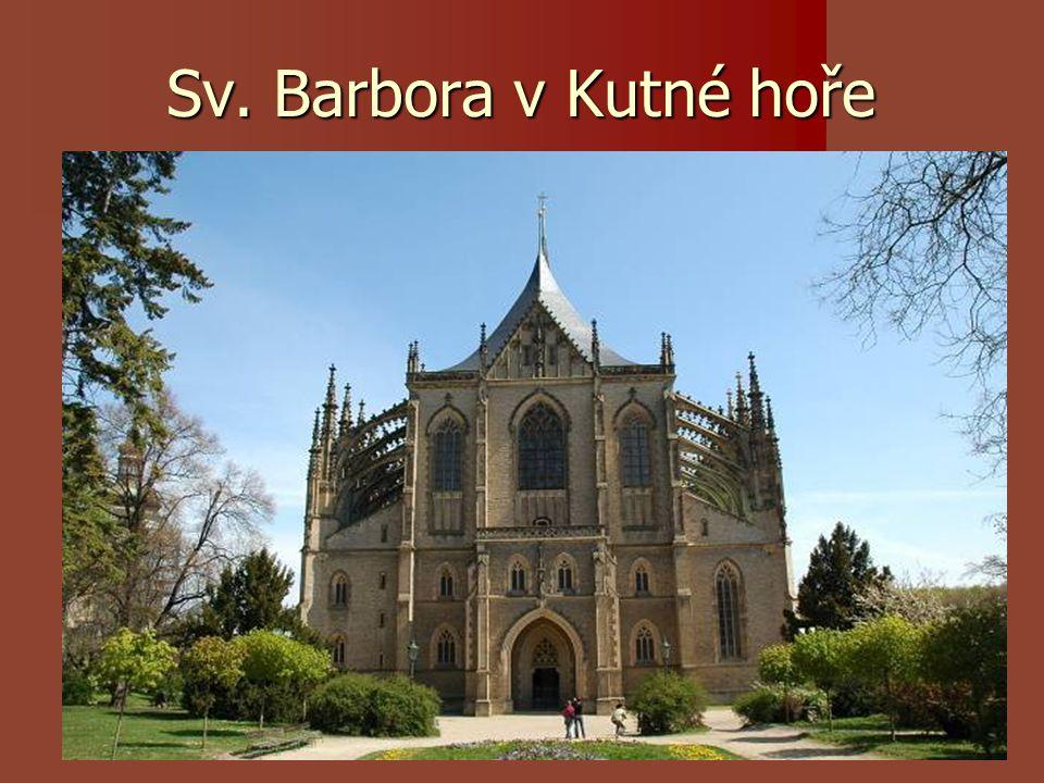 Sv. Barbora v Kutné hoře