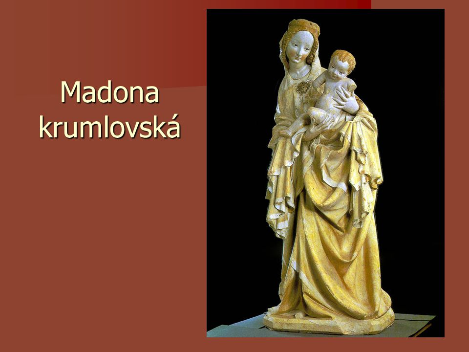 Madona krumlovská