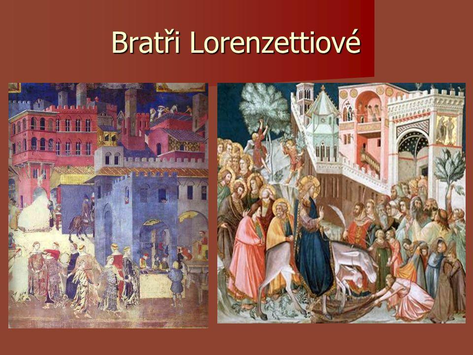 Bratři Lorenzettiové