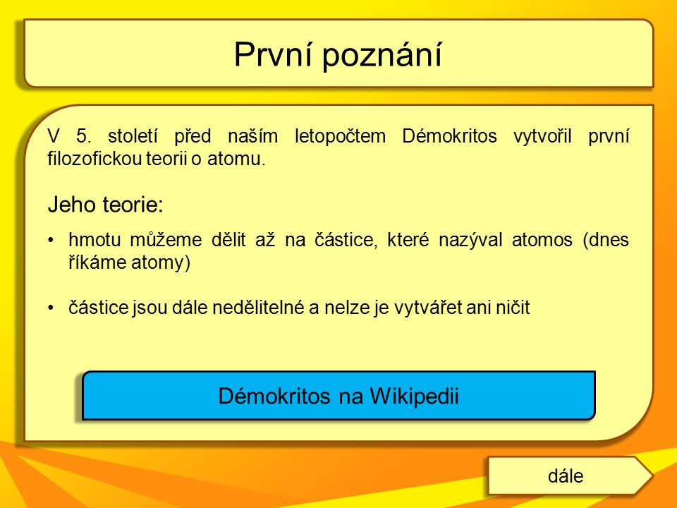 Démokritos na Wikipedii