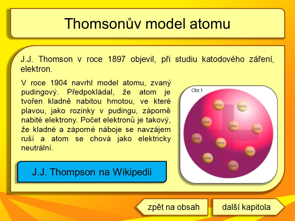 J.J. Thompson na Wikipedii