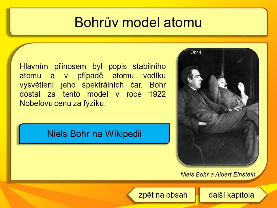 Niels Bohr na Wikipedii