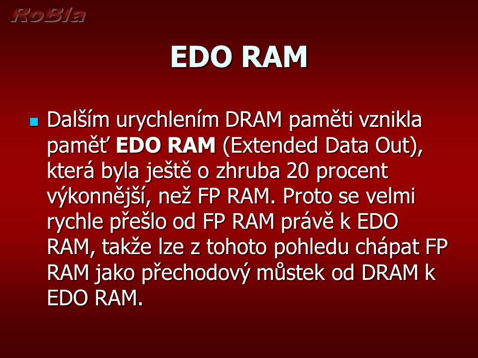 EDO RAM
