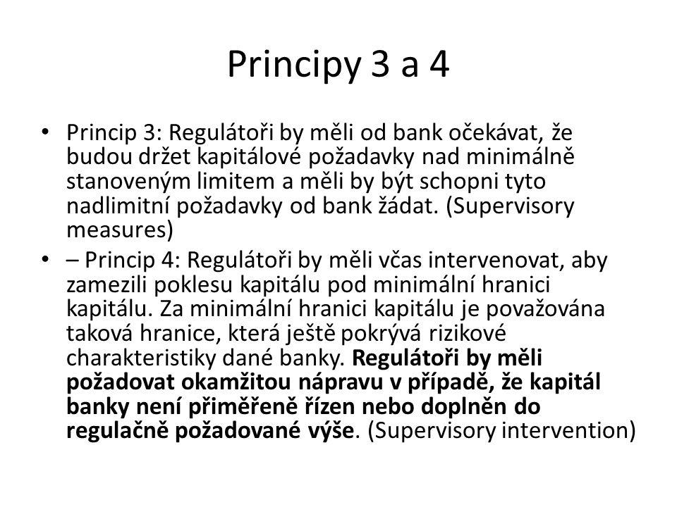 Principy 3 a 4