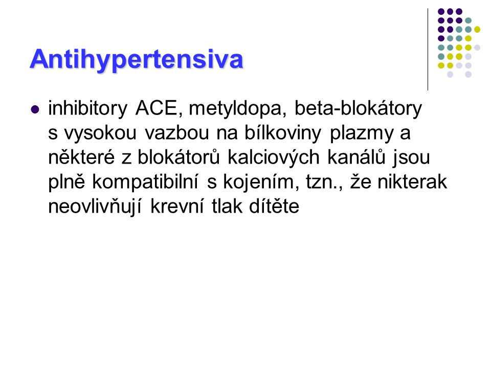 Antihypertensiva