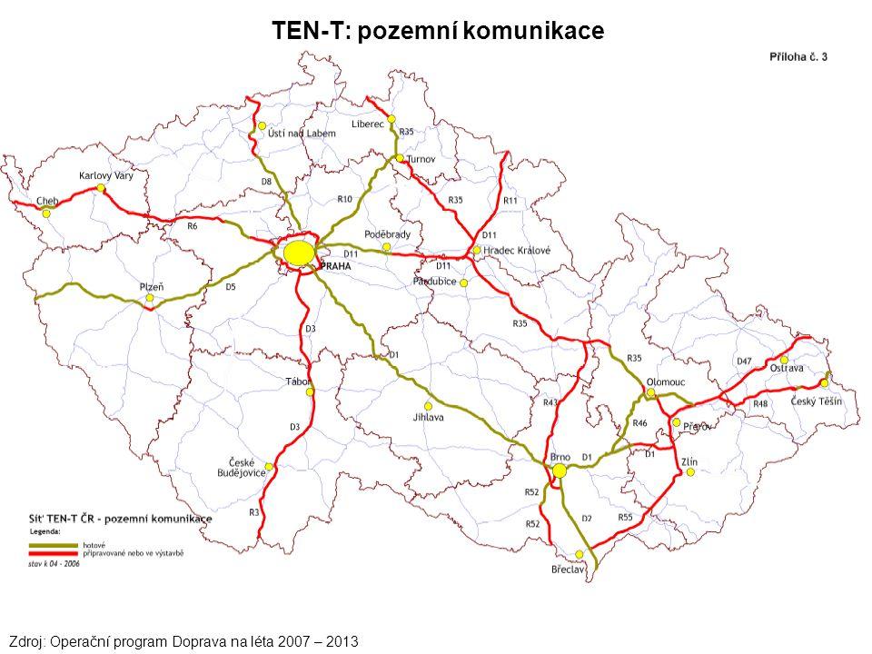 TEN-T: pozemní komunikace