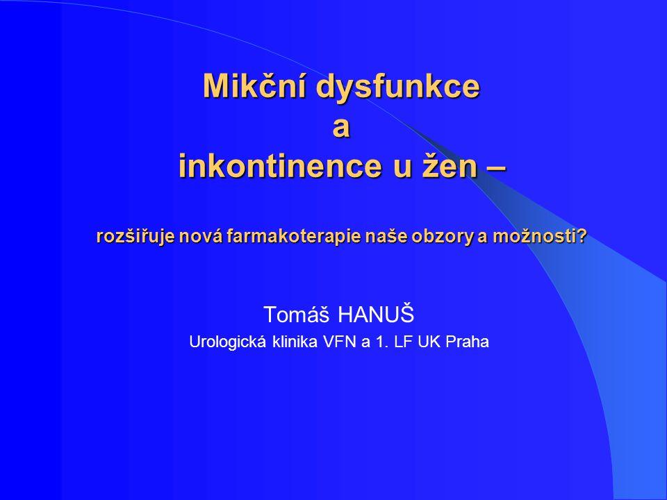 Urologická klinika VFN a 1. LF UK Praha