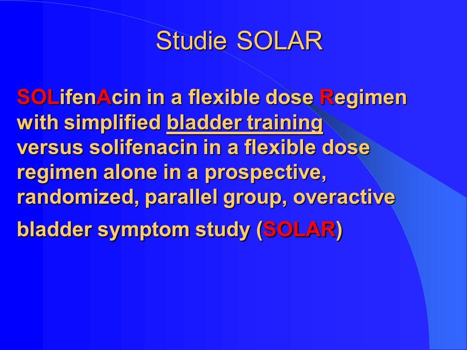 Studie SOLAR