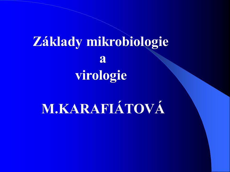 Základy mikrobiologie