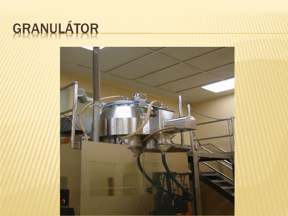 Granulátor