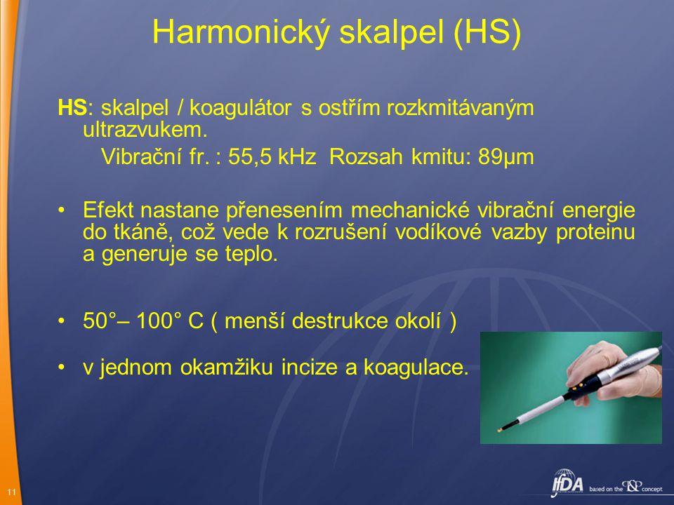 Harmonický skalpel (HS)