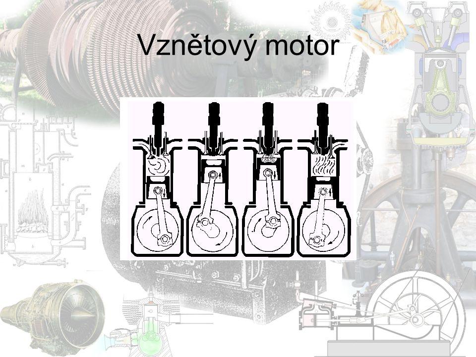 Vznětový motor