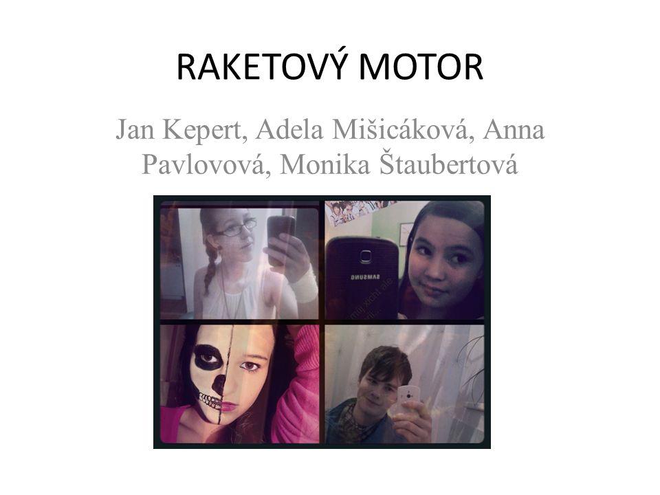 Jan Kepert, Adela Mišicáková, Anna Pavlovová, Monika Štaubertová