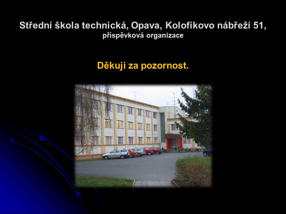 Střední škola technická, Opava, Kolofíkovo nábřeží 51,
