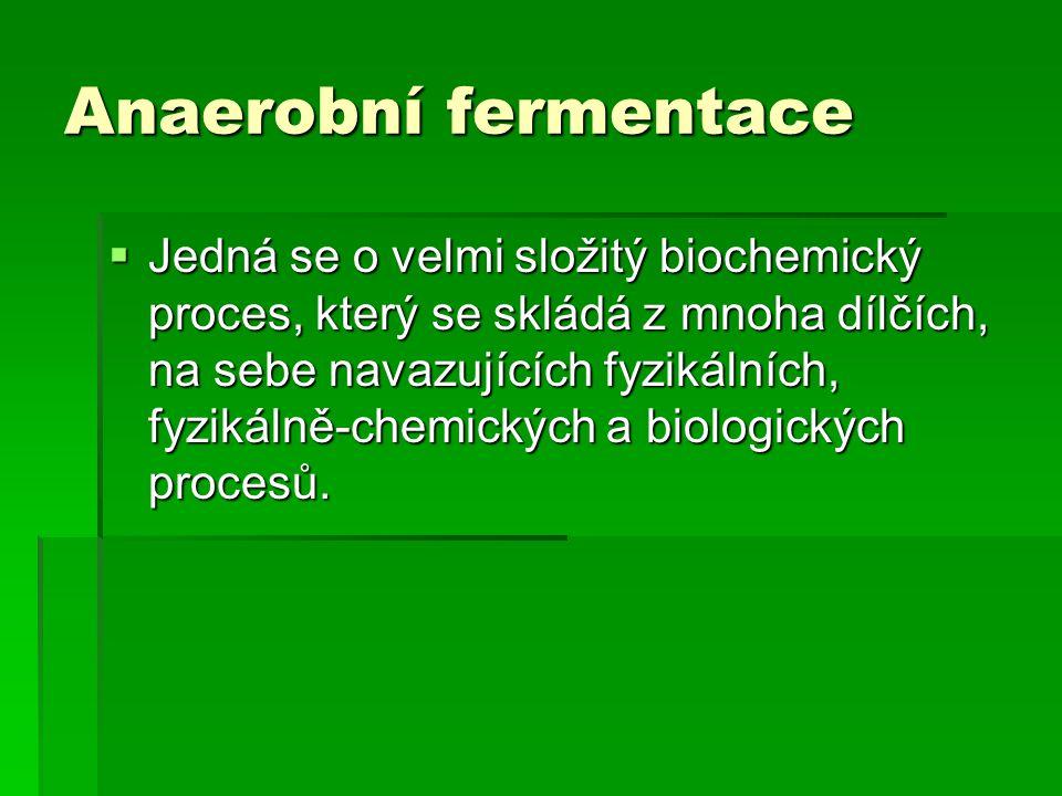 Anaerobní fermentace