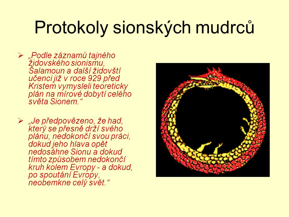 Protokoly sionských mudrců