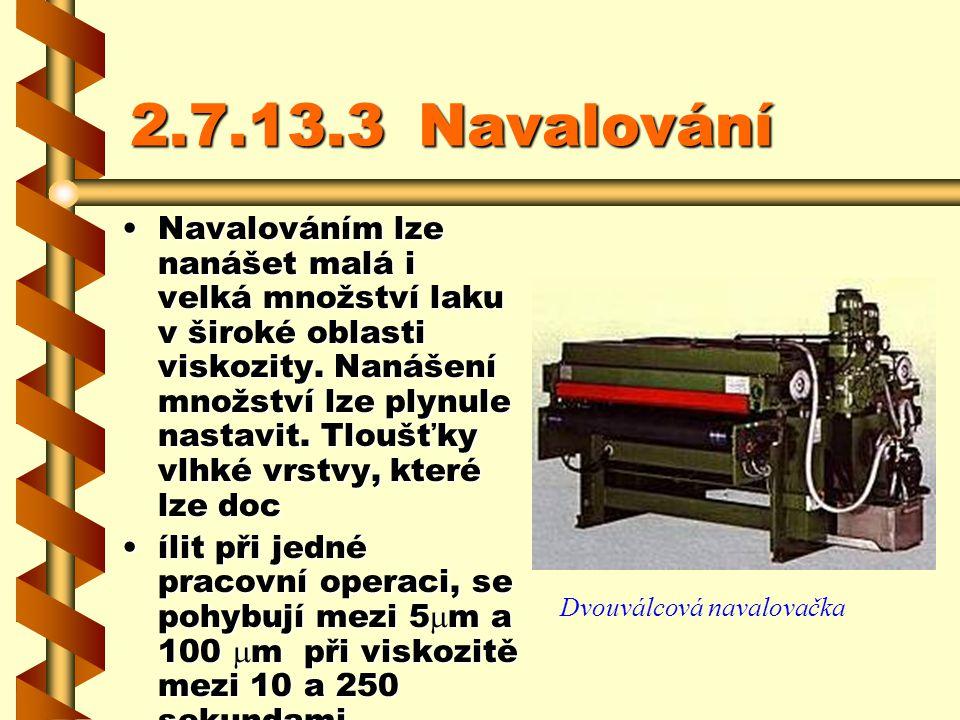 2.7.13.3 Navalování