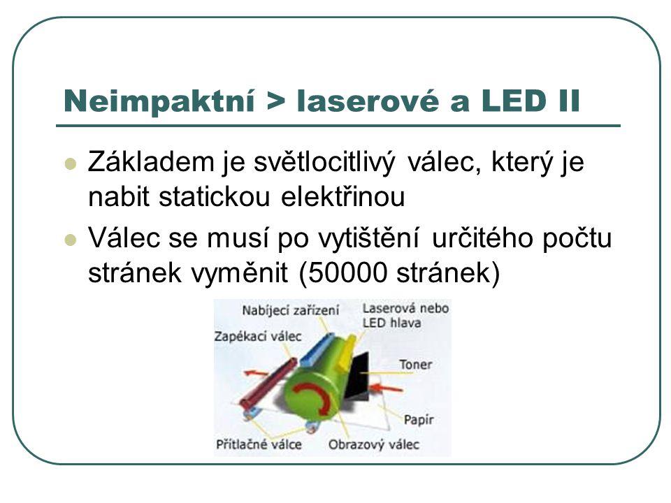 Neimpaktní > laserové a LED II
