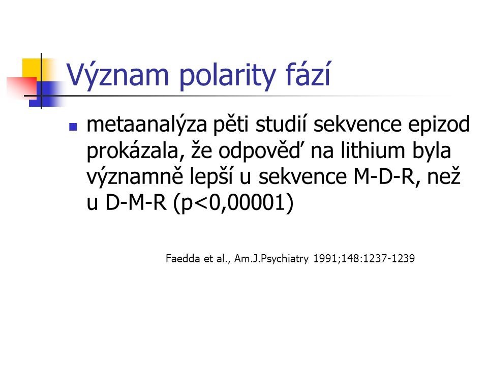 Význam polarity fází