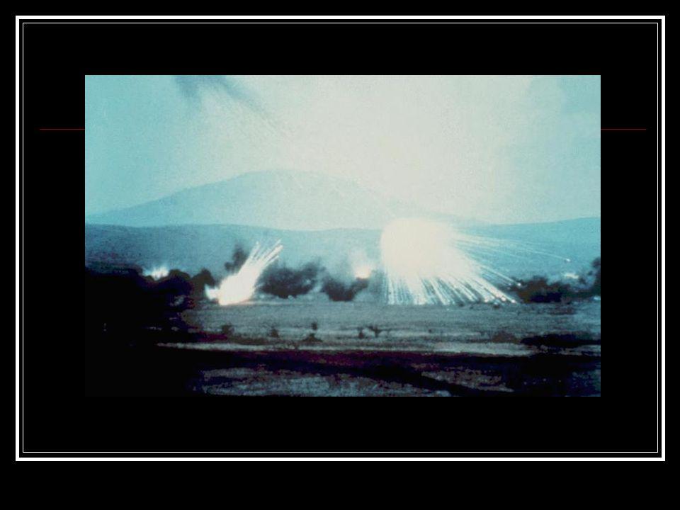 Kouřový projektil-Bílý fosfor