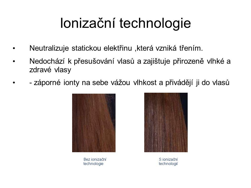 Ionizační technologie