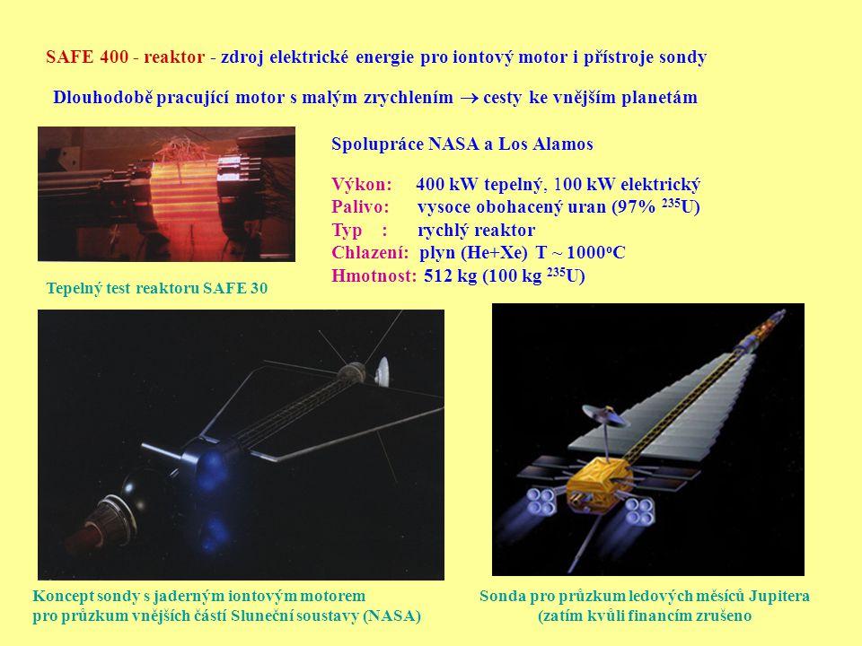 Spolupráce NASA a Los Alamos