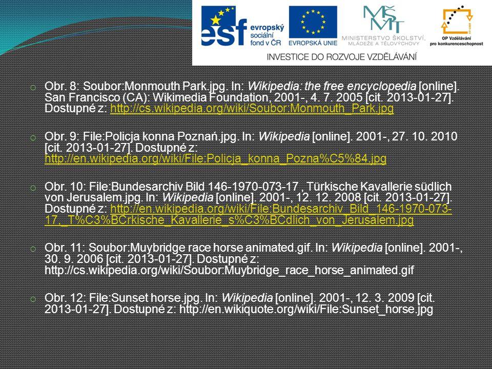 Obr. 8: Soubor:Monmouth Park. jpg