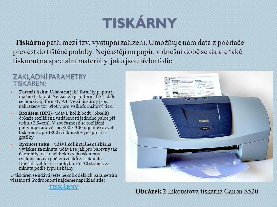 Tiskárny