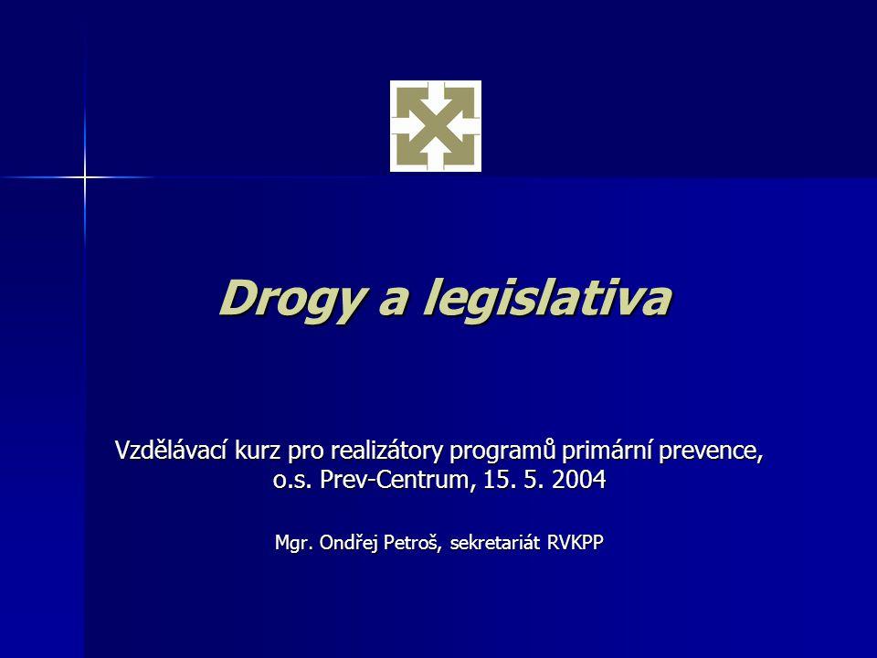 Mgr. Ondřej Petroš, sekretariát RVKPP