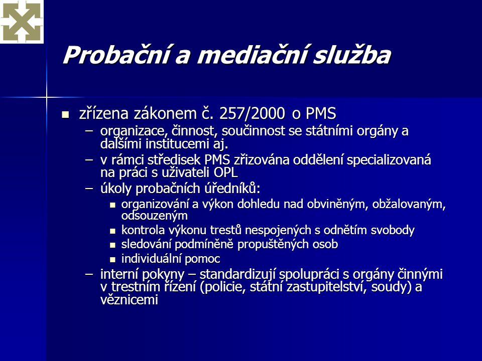Probační a mediační služba