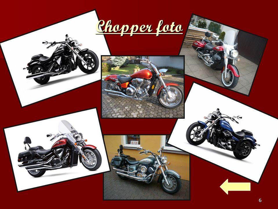 Chopper foto