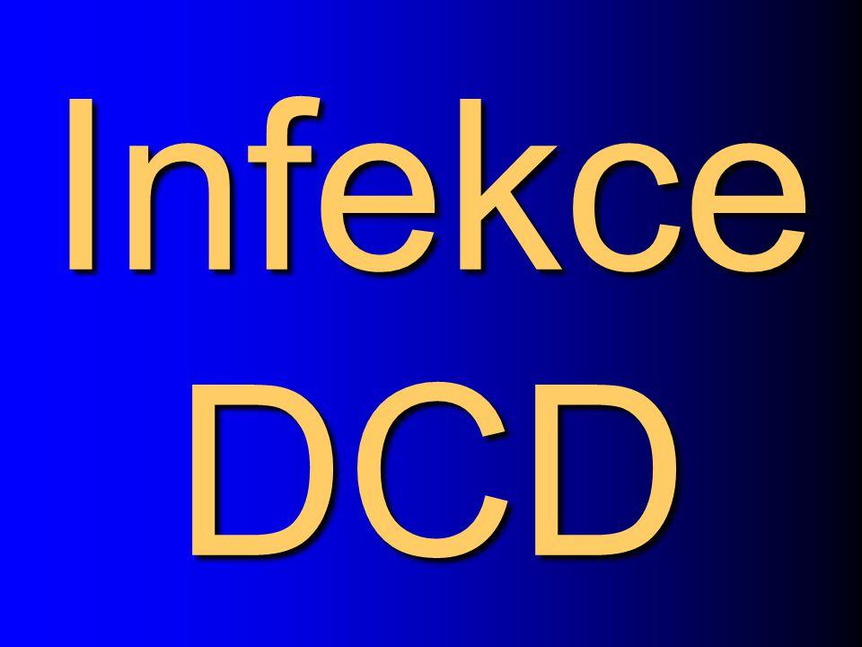 Infekce DCD