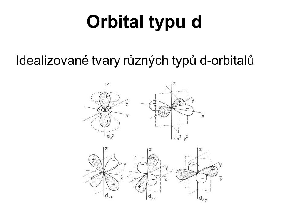 Orbital typu d