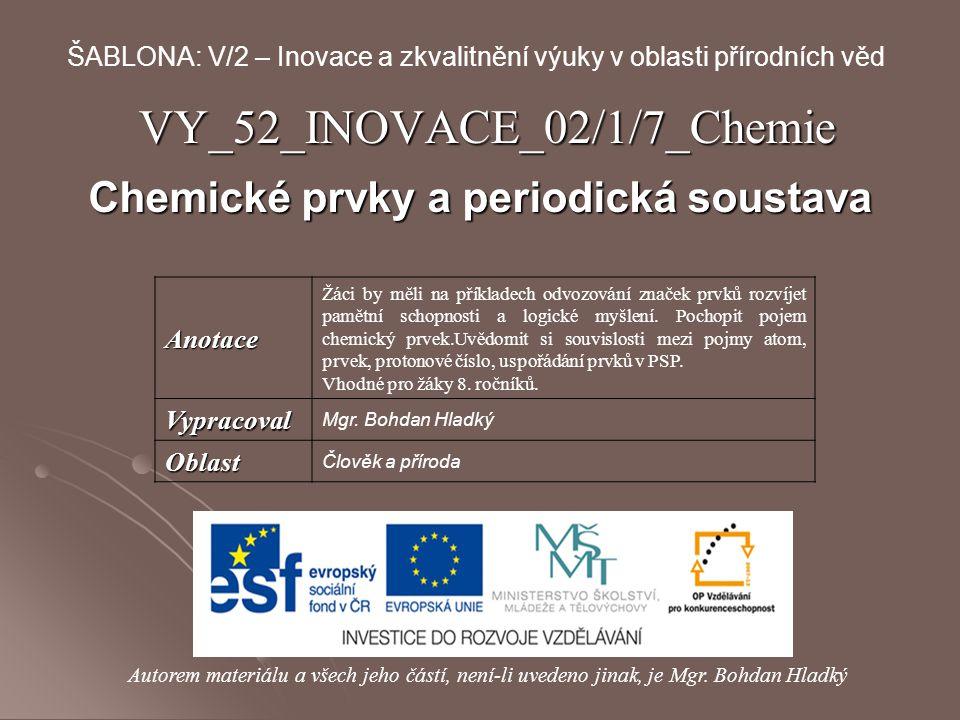 VY_52_INOVACE_02/1/7_Chemie