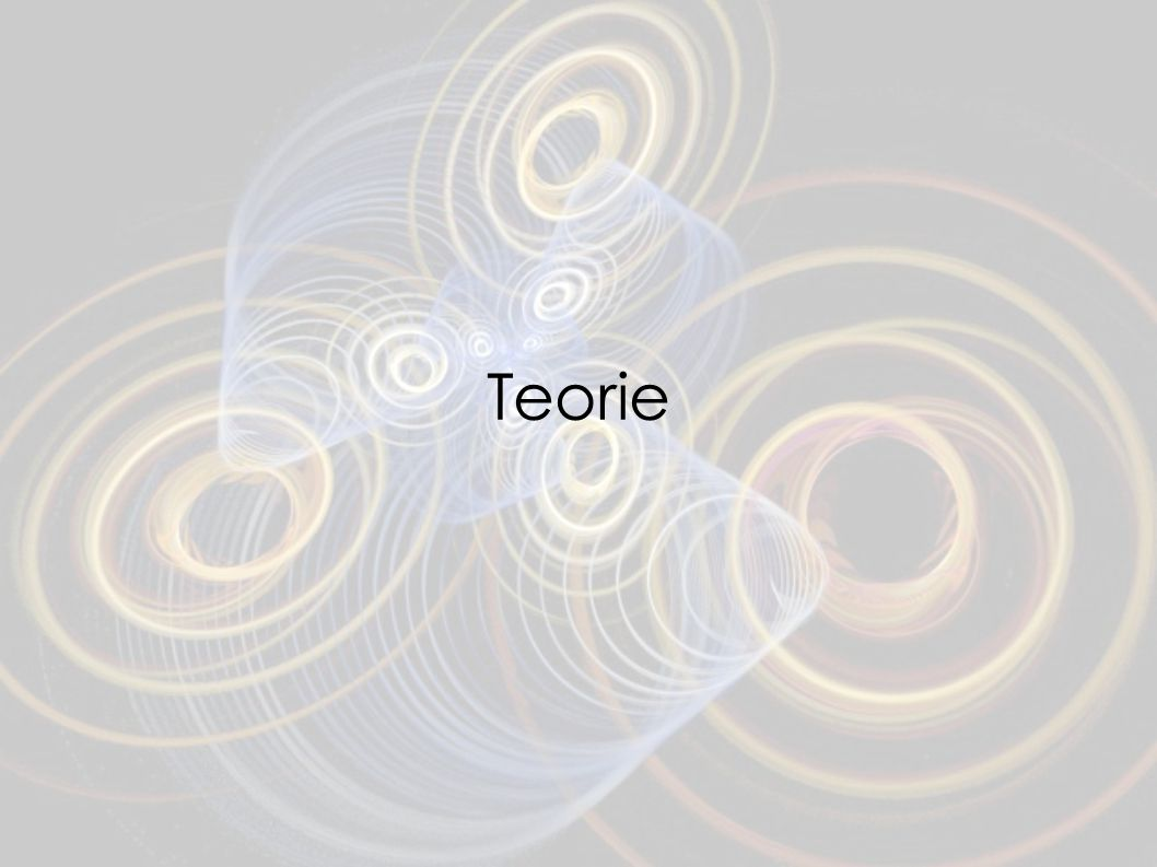 Teorie 5