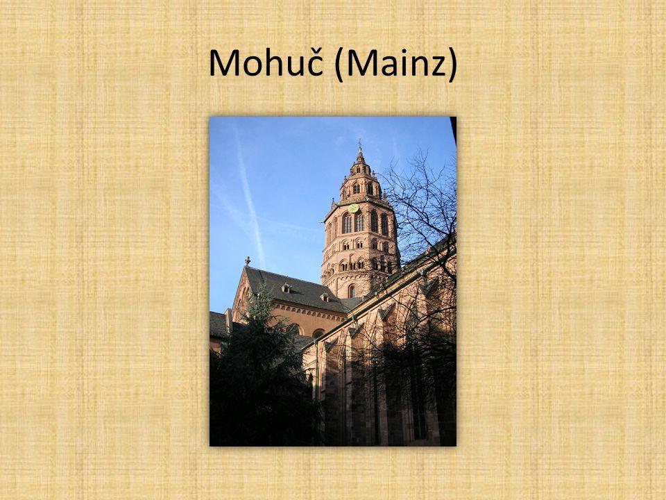 Mohuč (Mainz)