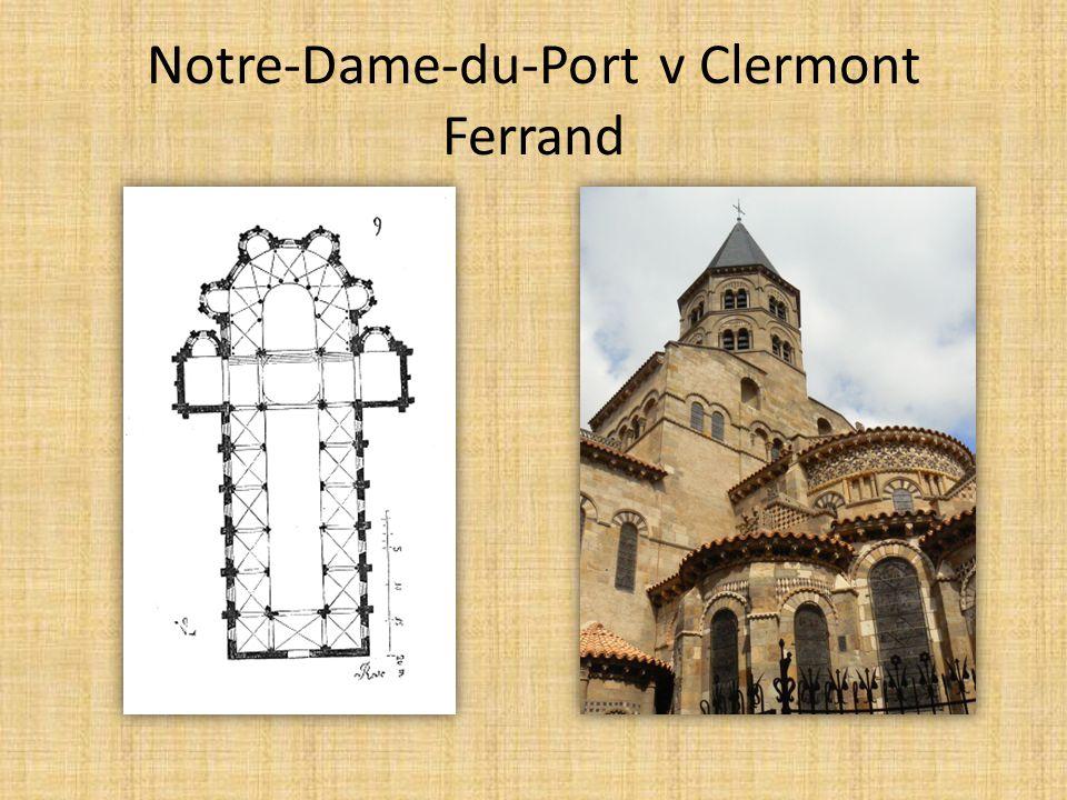 Notre-Dame-du-Port v Clermont Ferrand