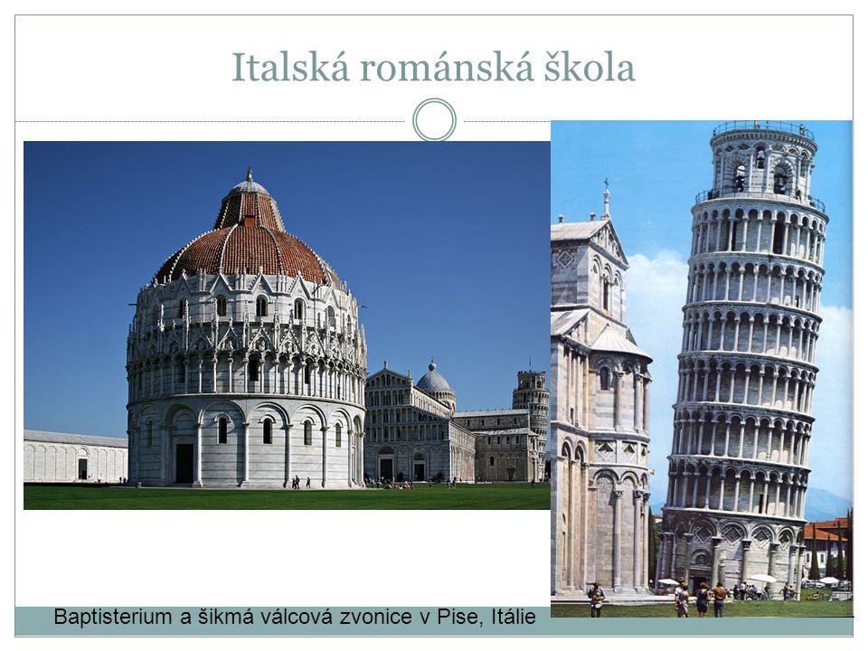 Italská románská škola