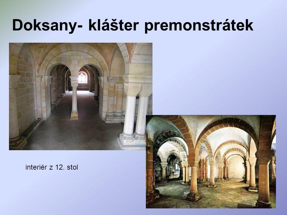 Doksany- klášter premonstrátek