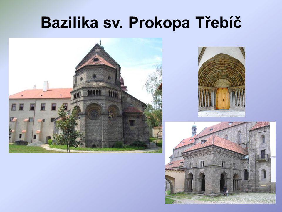 Bazilika sv. Prokopa Třebíč