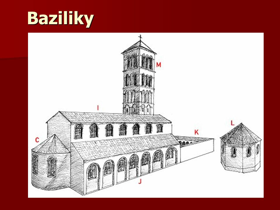Baziliky