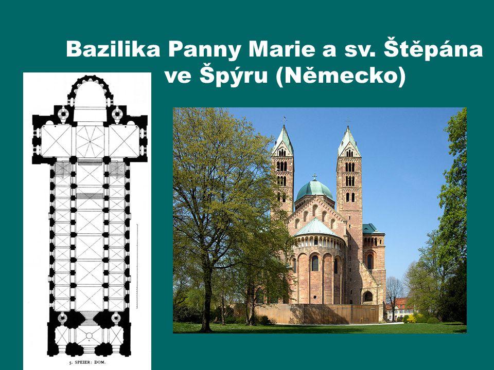 Bazilika Panny Marie a sv. Štěpána ve Špýru (Německo)