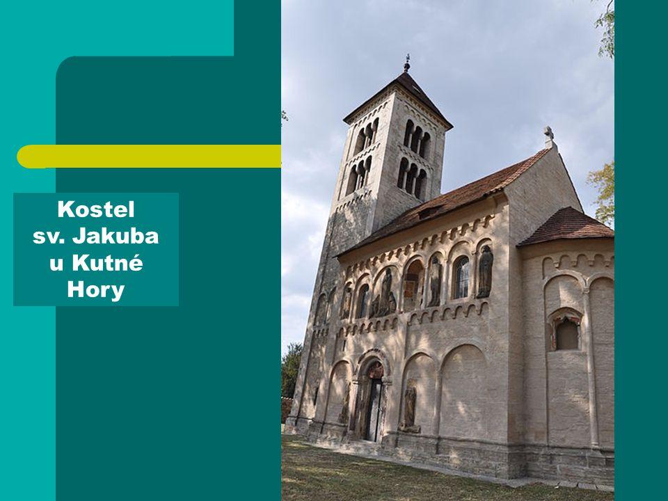 Kostel sv. Jakuba u Kutné Hory