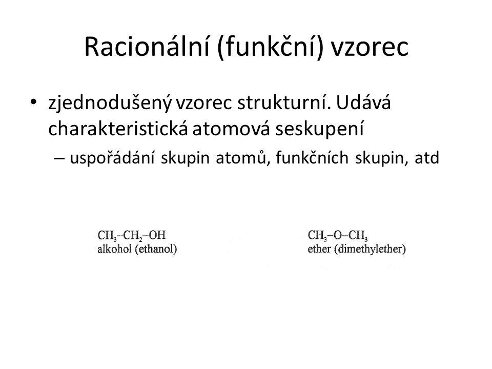 Racionální (funkční) vzorec