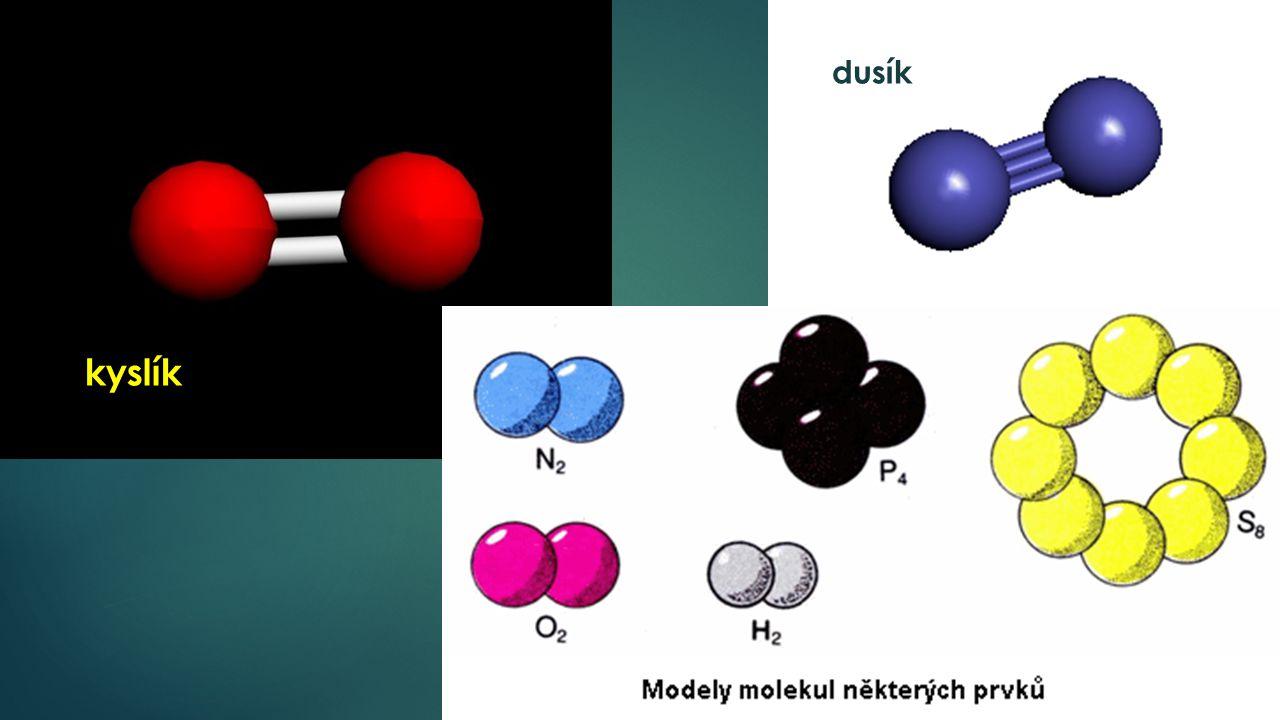 dusík kyslík