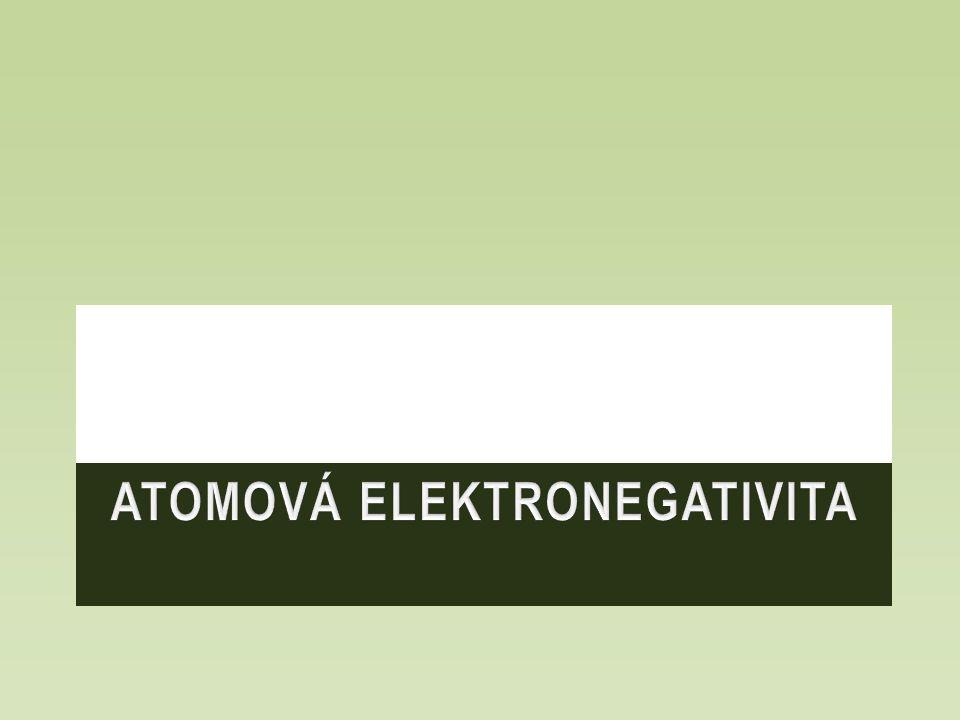 atomová elektronegativita
